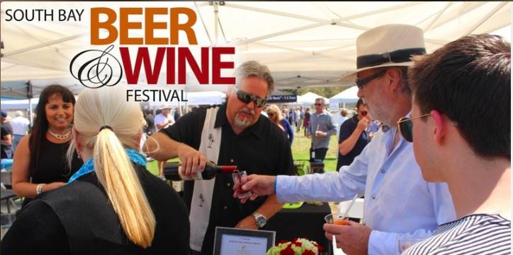 South Bay Beer & Wine Festival 2018 in Rolling Hills Estates