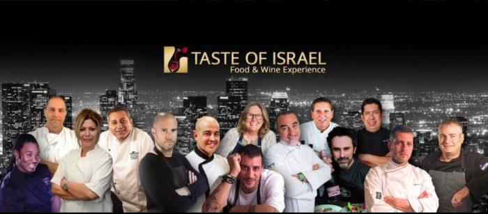Taste Of Israel at Skirball Cultural Center