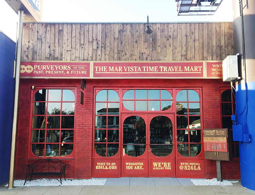 826LA Mar Vista Time Travel Mart