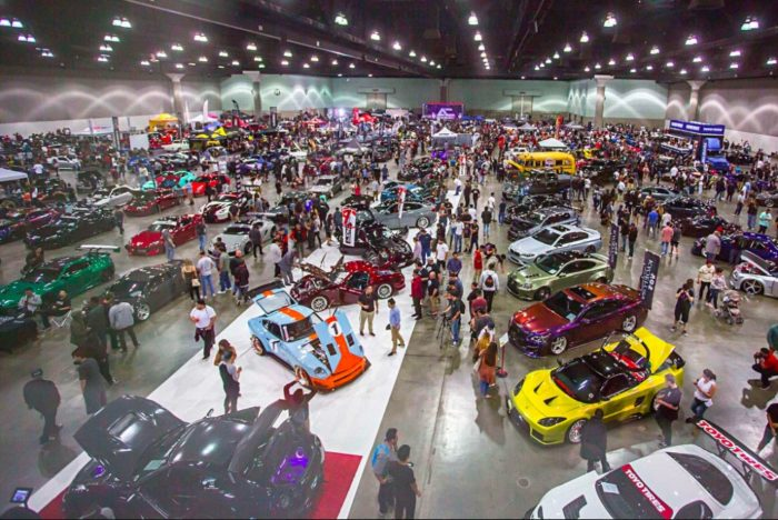 Autocon 2018 Los Angeles