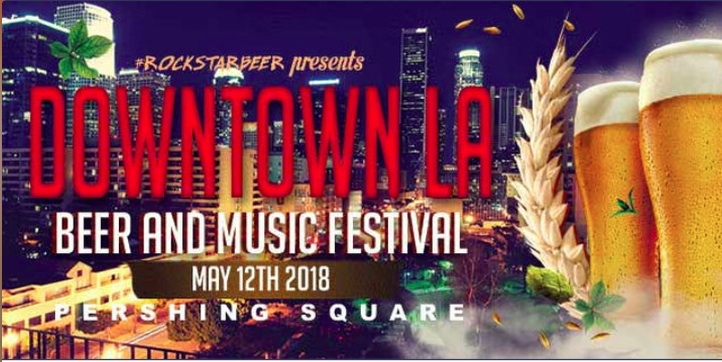 Downtown Los Angeles Beerfest at Pershing Square
