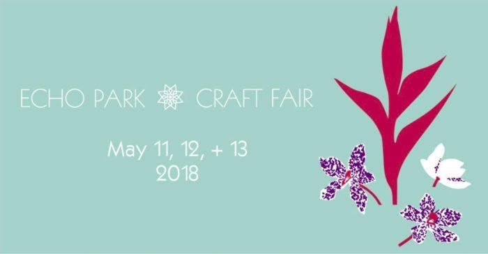 Echo Park Craft Fair Spring Fair