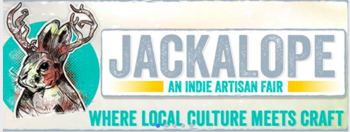 Jackalope's Indie Artisan Fair at Pasadena's Central Park