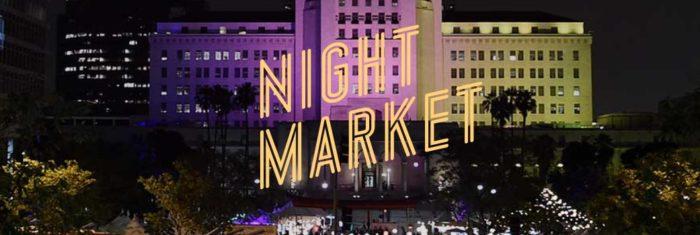 L.A. Times Food Bowl Night Market