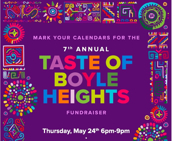 Taste of Boyle Heights 2018