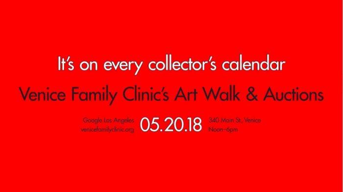 39th Venice Family Clinic's Art Walk & Auctions