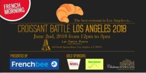 Croissant Battle Los Angeles 2018