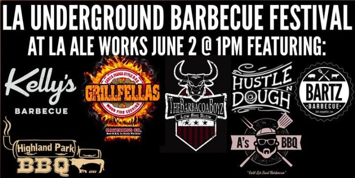 Los Angeles Underground Barbecue Festival