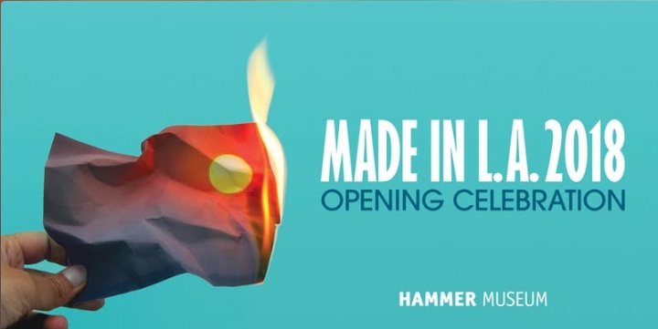 Made in L.A. 2018 Opening Celebration at The Hammer