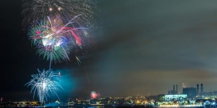 Redondo Beach Independence Fireworks 2018