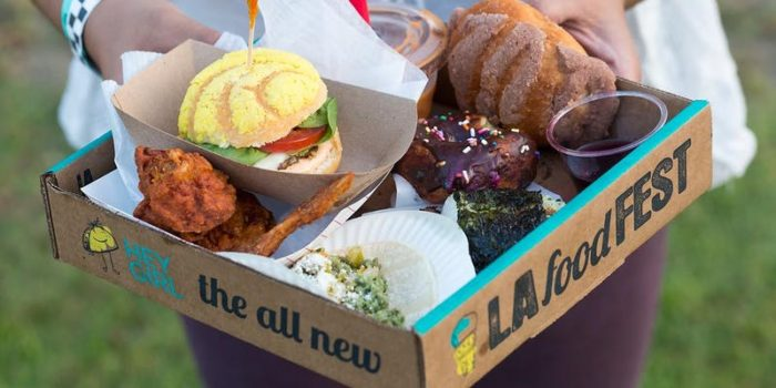 9th Annual L.A. Food Fest