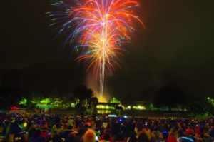 Palisades 4th of July Concert & Fireworks