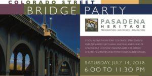 Colorado Street Bridge Party 2018
