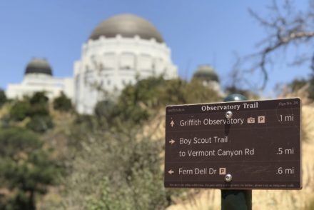 Griffith Observatory Trail
