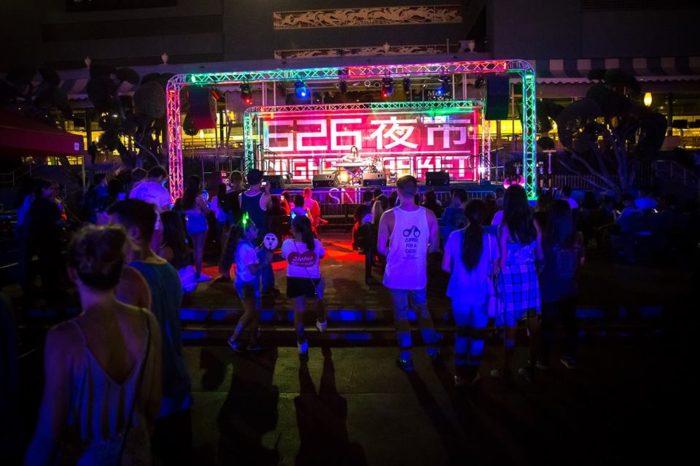626 Night Market At Santa Anita Park