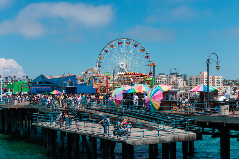331071c9e3 How to Spend a Lovely Day in Santa Monica Without a Car