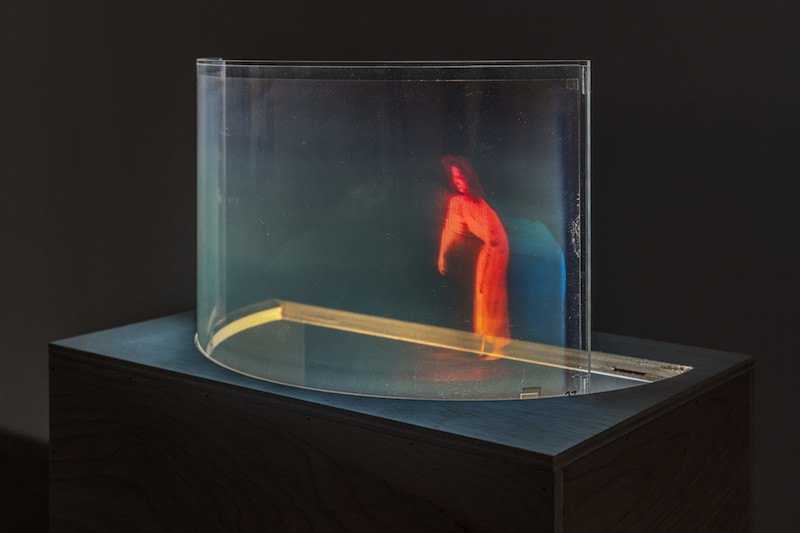 D Hologram Exhibition : Lacma s new interactive exhibit explores the art and illusion of d