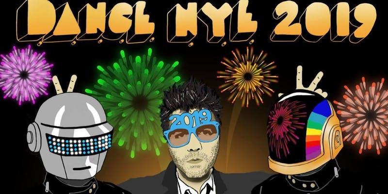 NYE 2019: LCD Soundsystem vs  Daft Punk Nite