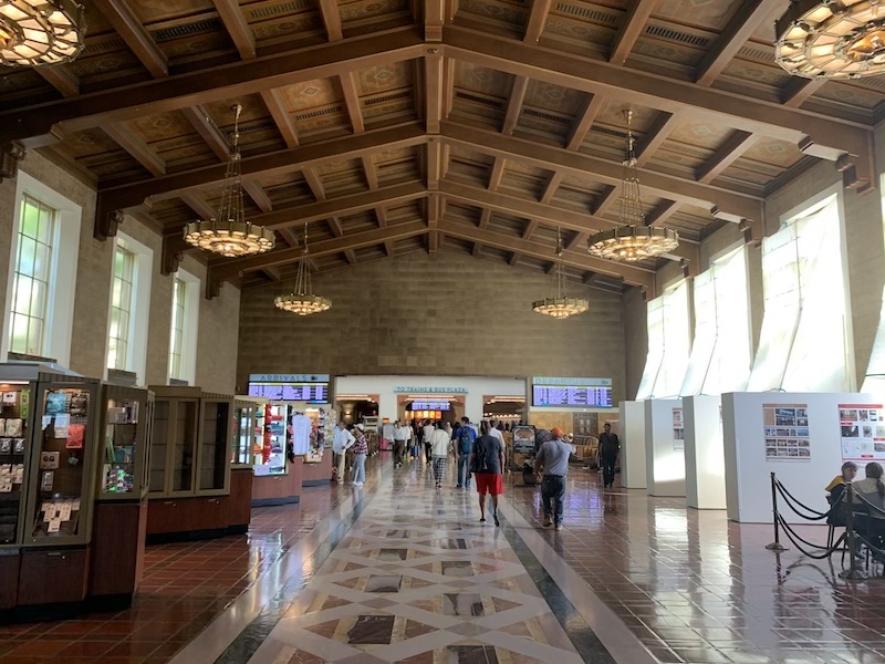 Finally Covid Testing At Union Station