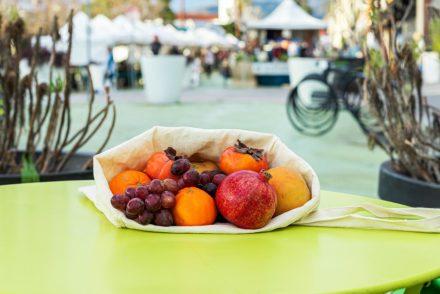Fruit Haul at Silver Lake Farmers Market