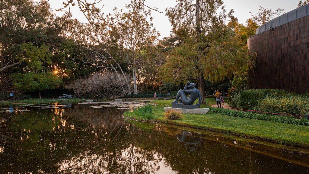 Norton Simon Museum Sculptural Garden