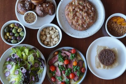 Rustic Canyon Family meal