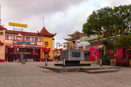 Chinatown Central Plaza