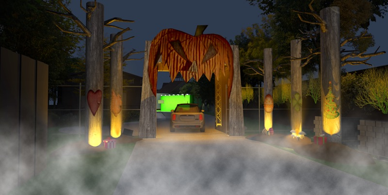Halloween Events Free Los Angeles 2020 Freeform Announces Free Drive Thru Halloween Event