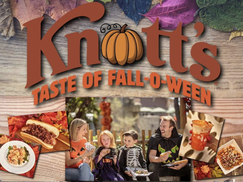 A Halloween Food Festival Comes To Knott S Berry Farm