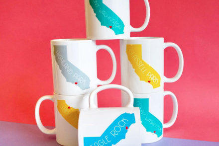 leanna lins wonderland city mugs