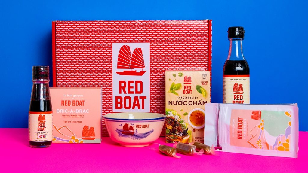 Holiday Gifts from Red Boat
